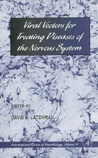 Cover image for Viral Vectors for Treating Diseases of the Nervous System