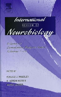 International Review of Neurobiology, 1st Edition,Ronald Bradley,R. Adron Harris,Peter Jenner,ISBN9780123668585