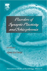 Cover image for Disorders of Synaptic Plasticity and Schizophrenia
