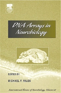 Cover image for DNA Arrays in Neurobiology