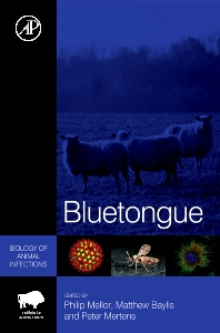 Cover image for Bluetongue