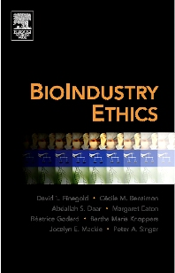 Cover image for BioIndustry Ethics