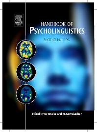 Cover image for Handbook of Psycholinguistics