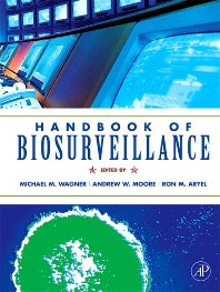 Cover image for Handbook of Biosurveillance