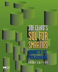 Cover image for Joe Celko's SQL for Smarties