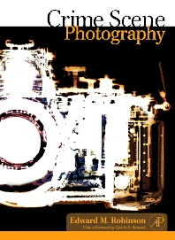 Cover image for Crime Scene Photography