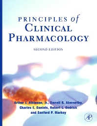 Cover image for Principles of Clinical Pharmacology