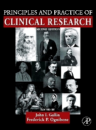 Cover image for Principles and Practice of Clinical Research