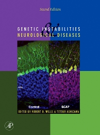 Cover image for Genetic Instabilities and Neurological Diseases