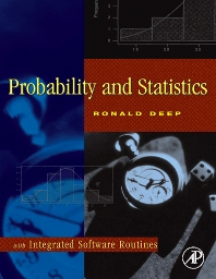 Probability and Statistics - 1st Edition - ISBN: 9780123694638, 9780080480381