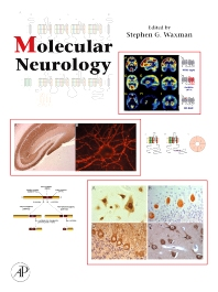 Molecular Neurology, 1st Edition,Stephen Waxman,ISBN9780123695093
