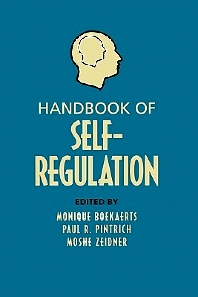 Cover image for Handbook of Self-Regulation