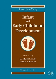Encyclopedia of Infant and Early Childhood Development, Three-Volume Set, 1st Edition,Marshall Haith,Janette B. Benson,ISBN9780123704603