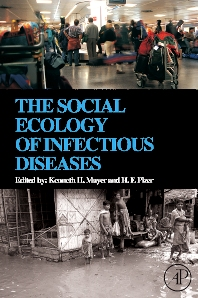Cover image for The Social Ecology of Infectious Diseases