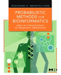 Cover image for Probabilistic Methods for Bioinformatics