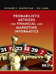 Cover image for Probabilistic Methods for Financial and Marketing Informatics