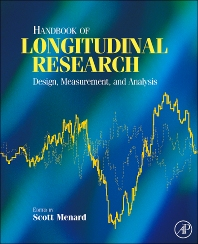 Handbook of Longitudinal Research, 1st Edition,Scott Menard,ISBN9780123704818