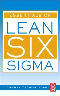 Cover image for Essentials of Lean Six Sigma