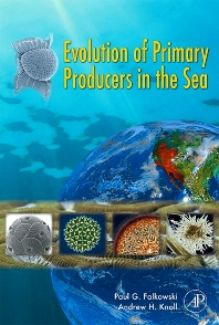 Cover image for Evolution of Primary Producers in the Sea