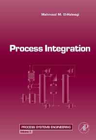 Process Integration, 1st Edition,Mahmoud M. El-Halwagi,ISBN9780123705327
