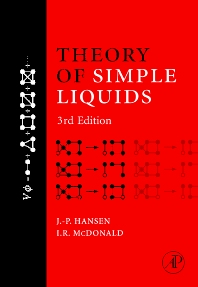 Theory of Simple Liquids - 3rd Edition - ISBN: 9780123705358, 9780080455075