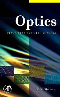 Optics, 1st Edition,Kailash Sharma,ISBN9780123706119