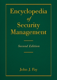 Cover image for Encyclopedia of Security Management