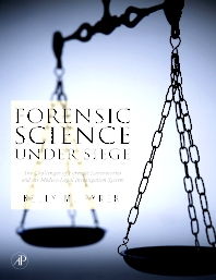 Cover image for Forensic Science Under Siege