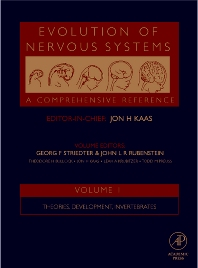 Evolution of Nervous Systems - 1st Edition - ISBN: 9780123925602, 9780080548043