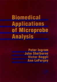 Cover image for Biomedical Applications of Microprobe Analysis