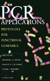 PCR Applications, 1st Edition,Michael Innis,David Gelfand,John Sninsky,ISBN9780123721860