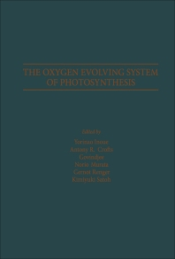 The Oxygen Evolving System of Photosynthesis - 1st Edition - ISBN: 9780123723604, 9781483281612