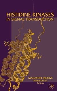 Cover image for Histidine Kinases in Signal Transduction