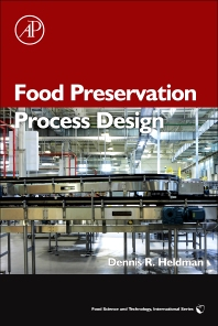 Cover image for Food Preservation Process Design
