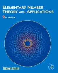 Cover image for Elementary Number Theory with Applications