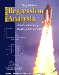 Regression Analysis Study Guide - 2nd Edition - ISBN: 9780123725042, 9780080919713