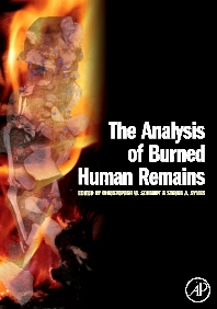 Cover image for The Analysis of Burned Human Remains