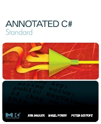 Annotated C# Standard, 1st Edition,Jon Jagger,Nigel Perry,Peter Sestoft,ISBN9780123725110