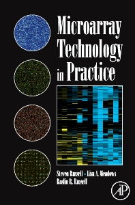 Cover image for Microarray Technology in Practice