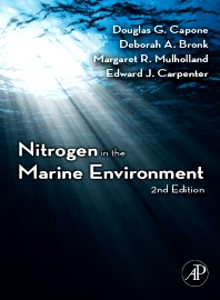 Cover image for Nitrogen in the Marine Environment