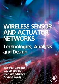 Cover image for Wireless Sensor and Actuator Networks