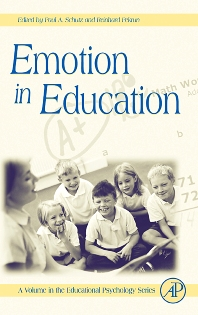 Emotion in Education, 1st Edition,Gary Phye,Paul Schutz,Reinhard Pekrun,ISBN9780123725455