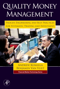 Quality Money Management - 1st Edition - ISBN: 9780123725493, 9780080559919