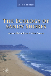 The Ecology of Sandy Shores, 2nd Edition,Anton McLachlan,A.C. Brown,ISBN9780123725691