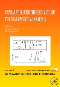 Cover image for Capillary Electrophoresis Methods for Pharmaceutical Analysis