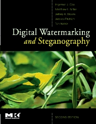 Cover image for Digital Watermarking and Steganography