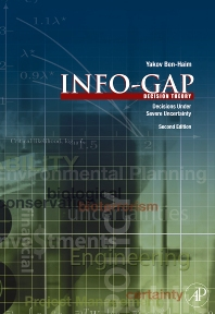 Info-Gap Decision Theory, 2nd Edition,Yakov Ben-Haim,ISBN9780123735522