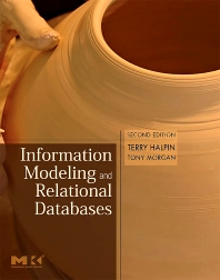 Cover image for Information Modeling and Relational Databases