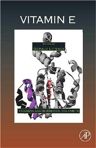 Vitamin E, 1st Edition,ISBN9780123735928