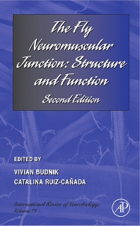 Cover image for The Fly Neuromuscular Junction: Structure and Function
